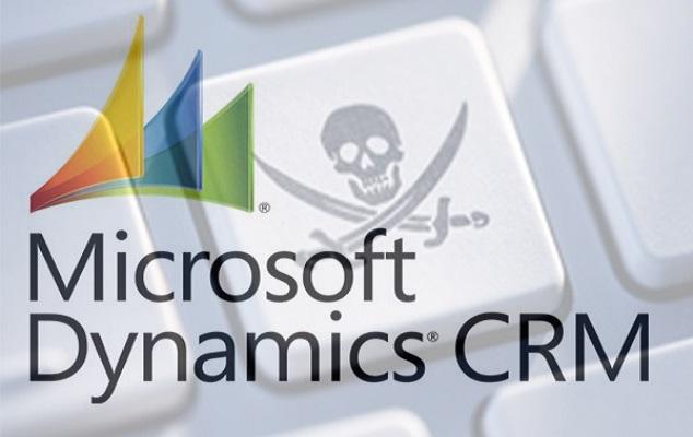 معایب استفاده از نرم افزار crack شده مایکروسافت CRM