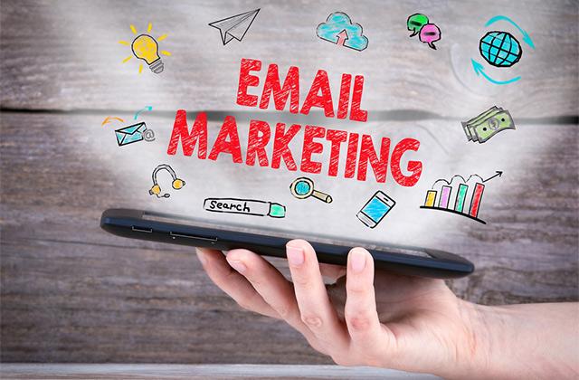 ایمیل مارکتینگ یا بازاریابی از طریق ایمیل